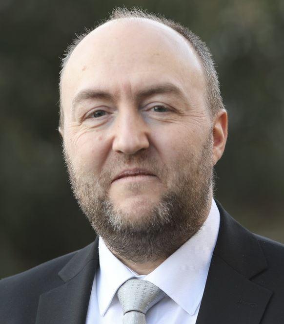 Xavier Doucet, président de l'UFE Berlin