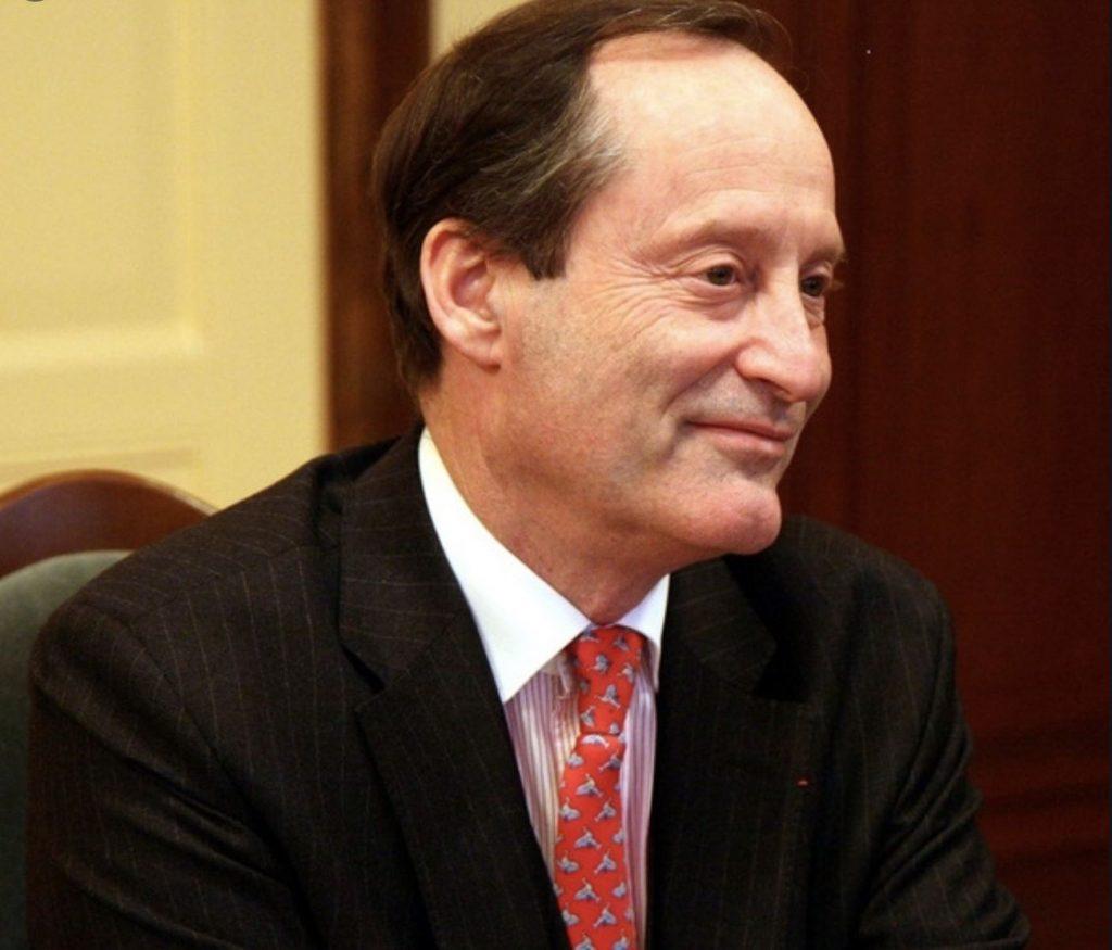 François Barry Delongchamps