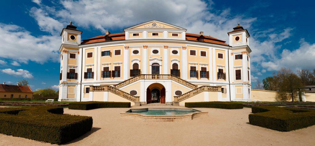 Château de Milotice - La perle de Moravie - BS © Rebec