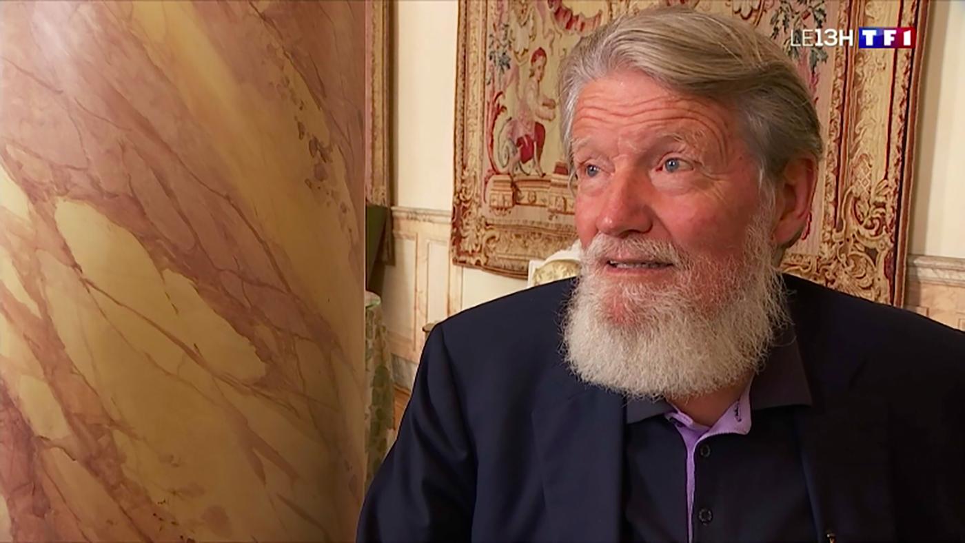 TF1 : La visite à Paris du père Pedro Opeka